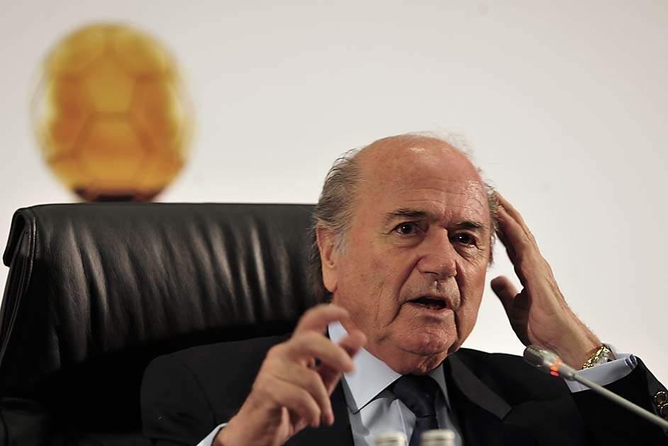 Ex-presidente da Fifa, Joseph Blatter revela que superou a Covid-19 há um mês