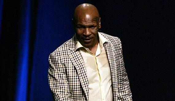 Popó é contra volta de Tyson aos ringues: 'Aos 53 anos, ele é vovô para o boxe'