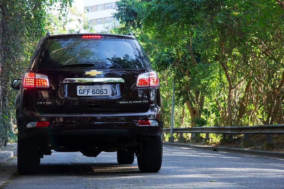 Chevrolet Trailblazer LTZ 2.8 Turbodiesel – O Liberal