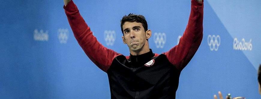 Phelps coloca em dúvida exames antidoping para os Jogos Olímpicos de Tóquio