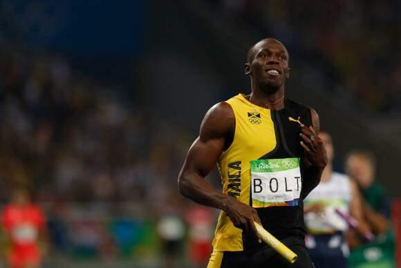 Usain Bolt vai virar estátua em dezembro, na cidade de Falmouth, na Jamaica
