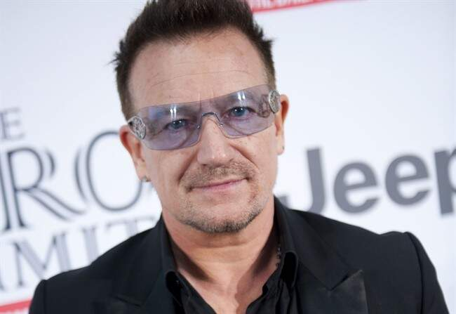 Em decisão polêmica, revista feminina elege Bono como... mulher do ano