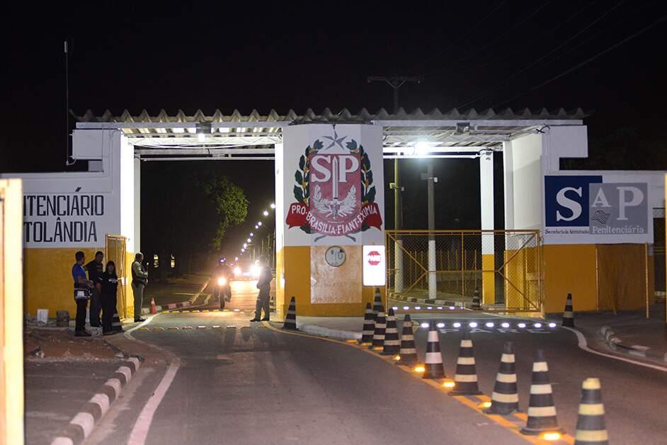 PM intercepta transporte de drogas e celulares em penitenciária de Hortolândia