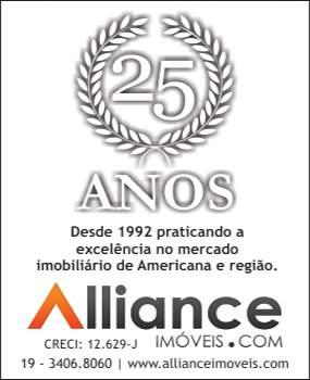 Aliance 25 anos – RM.1