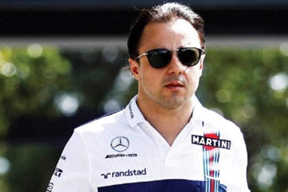 Verstappen se desculpa com brasileiros após atrito com Felipe Massa