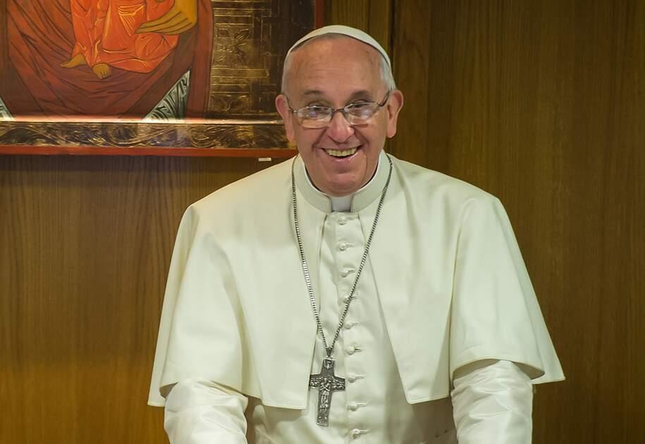 Papa aprova união civil entre pessoas do mesmo sexo: 'são filhos de Deus'