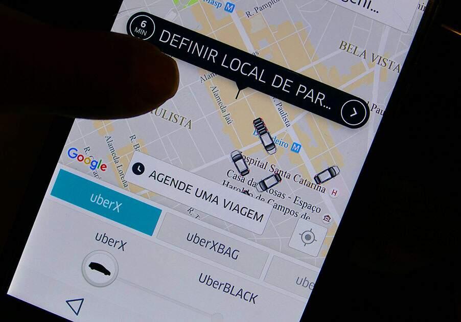 Uber lança assinatura por R$ 25 ao mês
