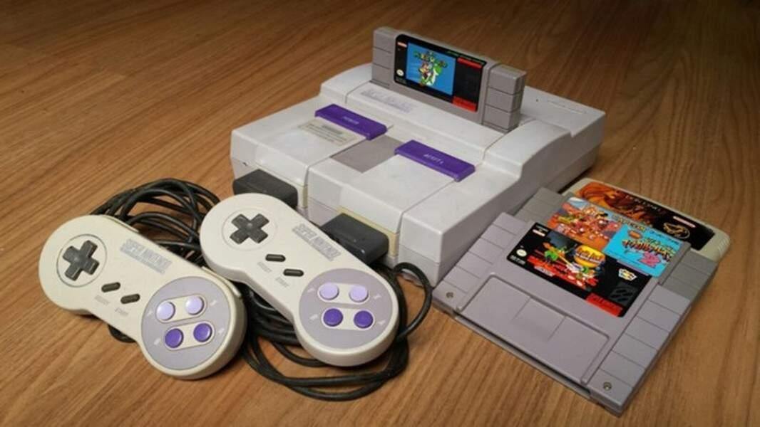 Nintendo estaria produzindo um Super NES Classic Edition — Rumor