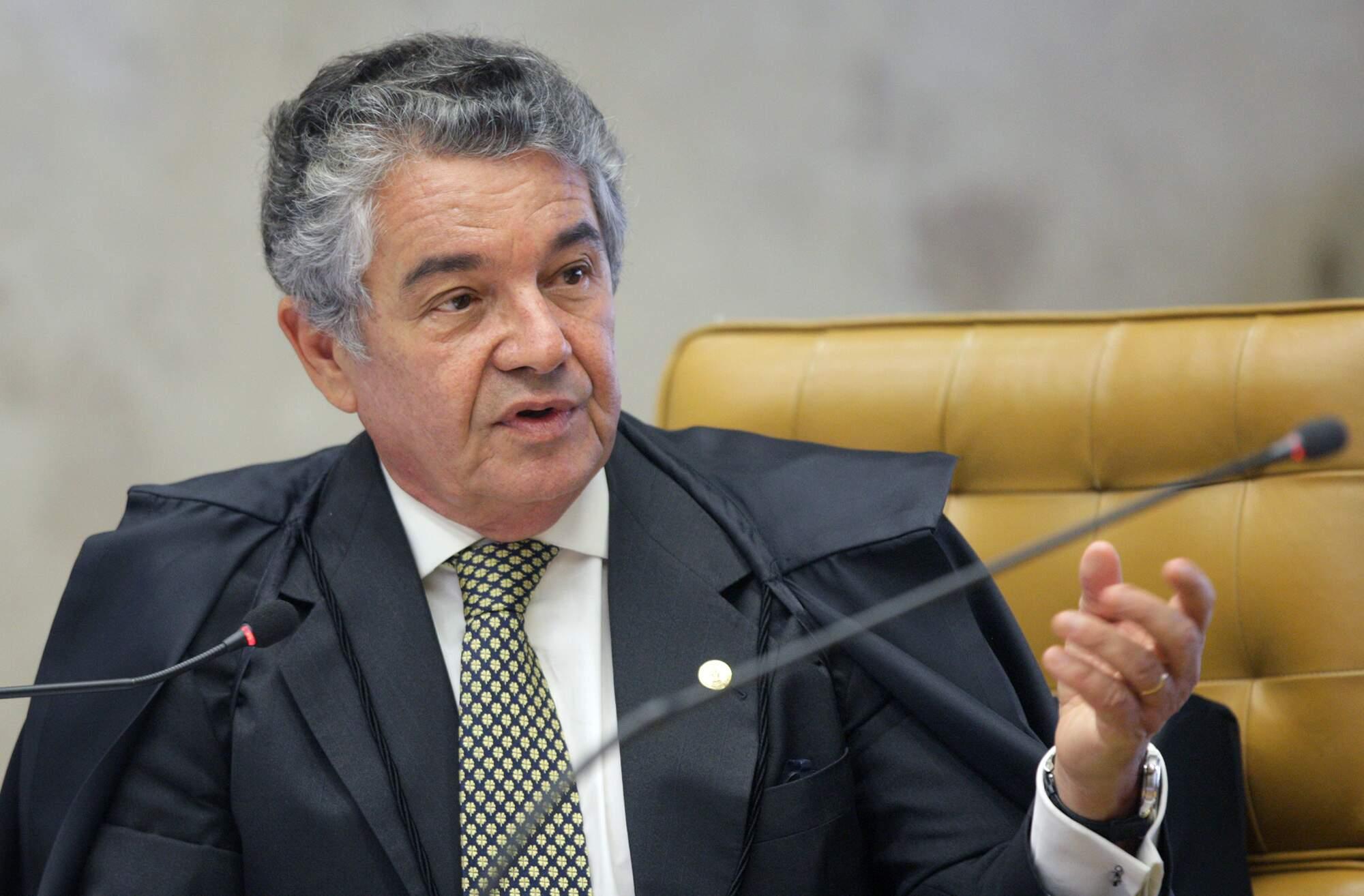 Marco Aurélio antecipa voto autorizando depoimento de Bolsonaro por escrito