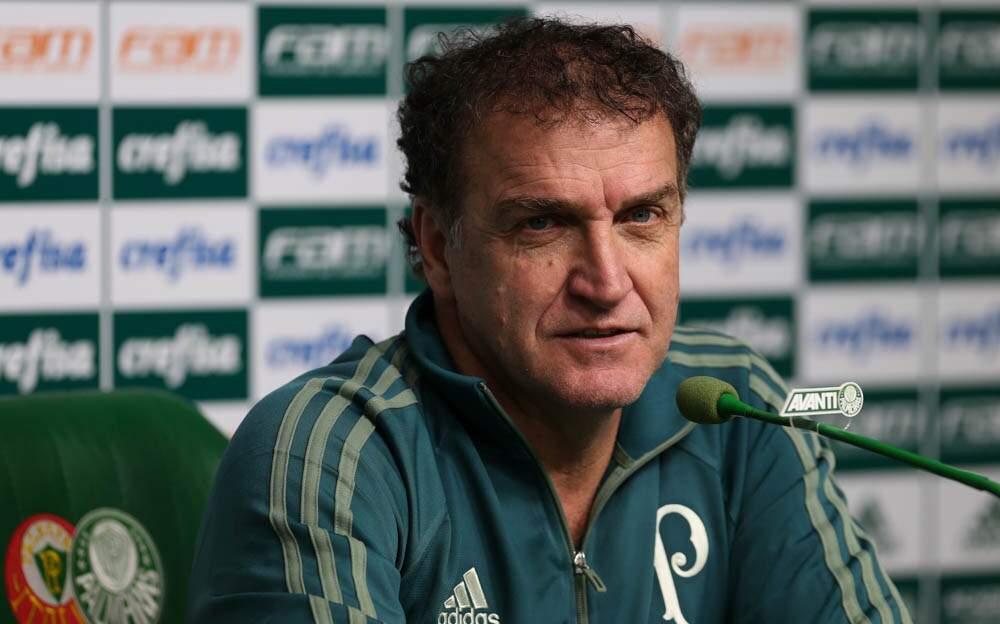 Cruzeiro relaciona 23 atletaes para confronto contra o Palmeiras