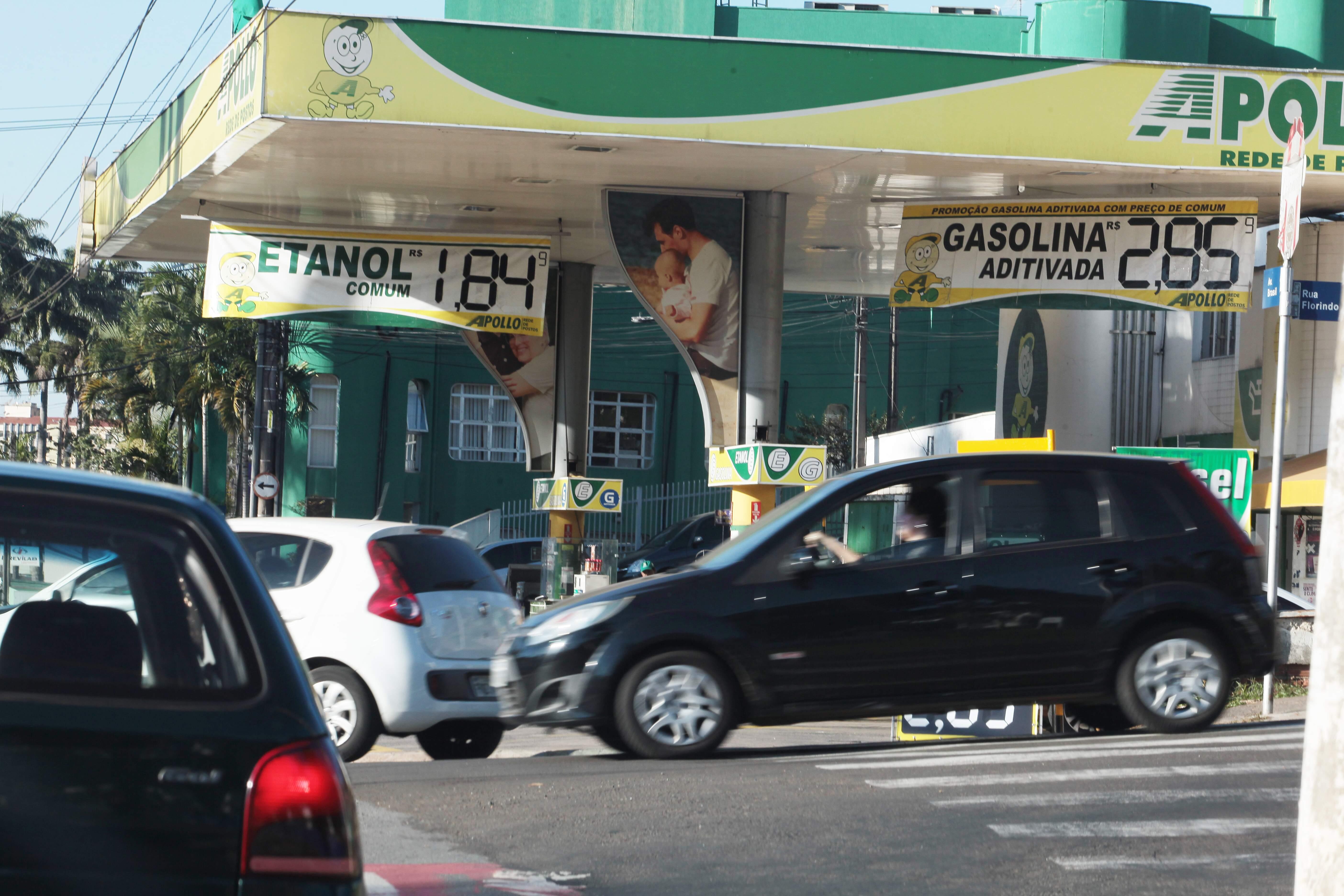 Petrobras aumenta preço da gasolina em 0,7%. Diesel sobe 0,8%