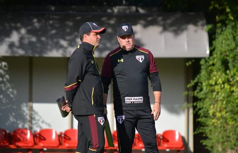 Dorival Júnior manda primeiro recado à torcida do São Paulo