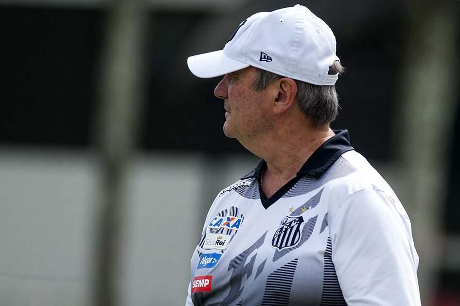 Santos cede empate e cai para o quarto lugar no Brasileiro