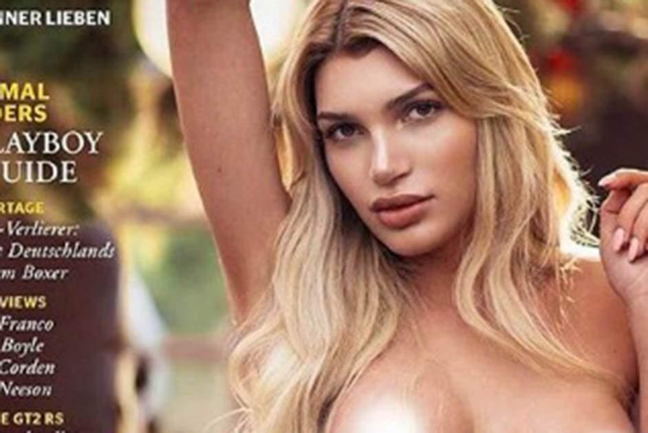 Pela 1ª vez, 'Playboy' da Alemanha coloca modelo trans na capa