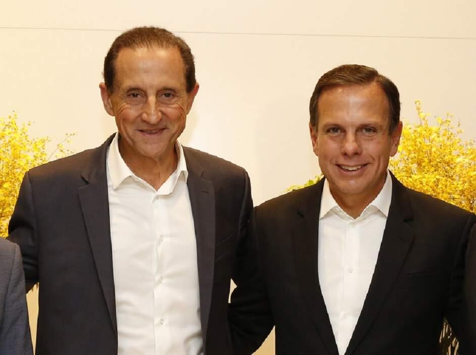 Skaf ataca João Doria após 'pedido' de Bolsonaro