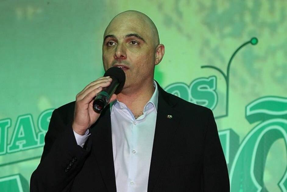 Mauricio Galiotte, presidente do Palmeiras, testa positivo para Covid-19