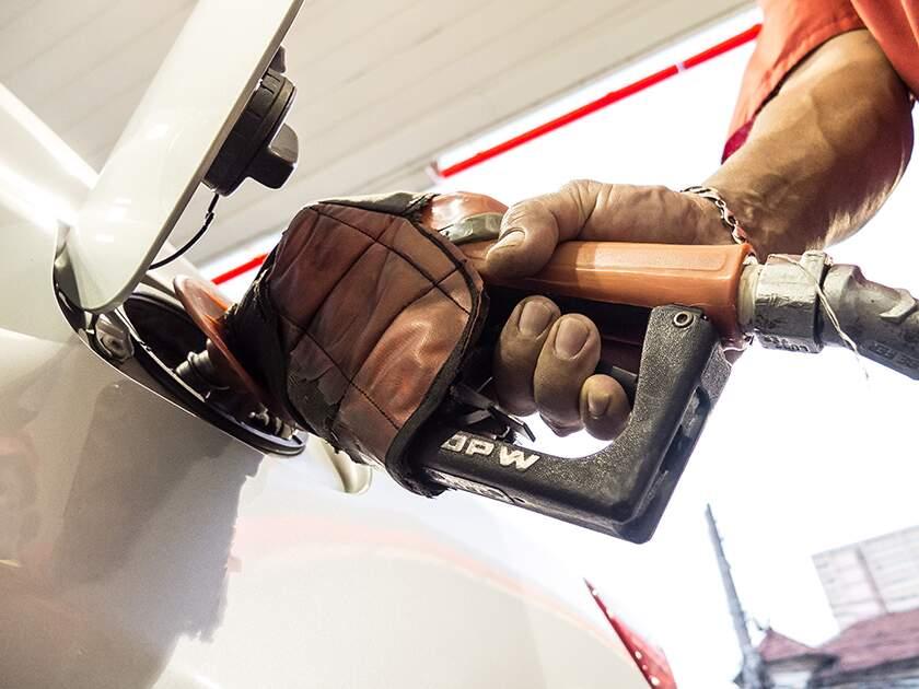 Como identificar quando o combustível está adulterado