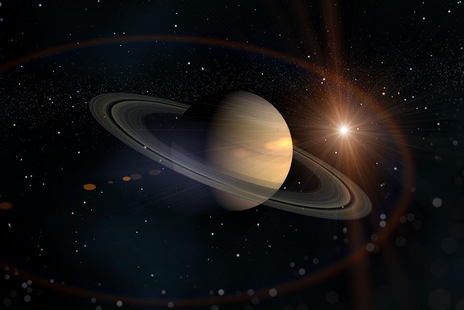Fenômeno raro, alinhamento de Júpiter e Saturno poderá ser visto da Terra