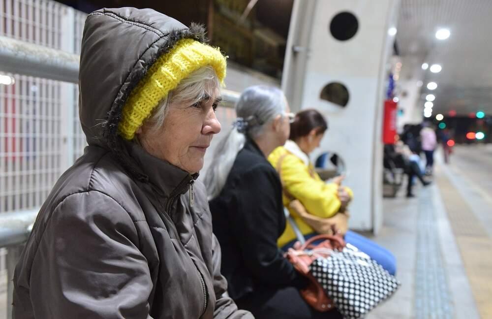 Nova frente fria deve derrubar temperatura para abaixo de 0º C no Sul