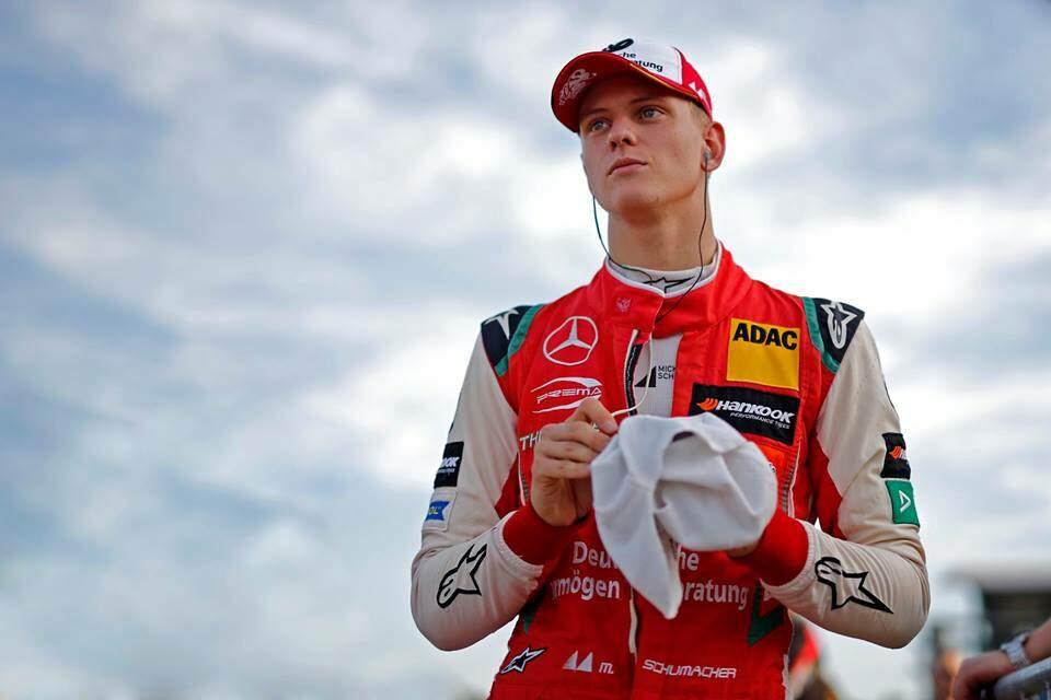 Filho de Michael Schumacher, Mick é anunciado pela Haas para a temporada de 2021
