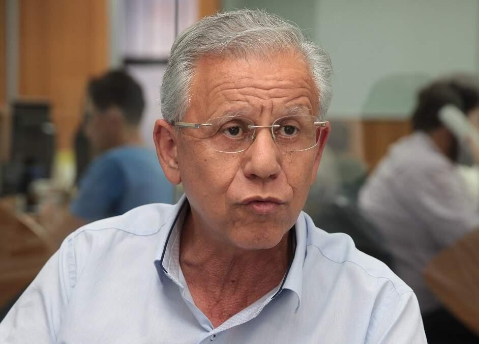 Quadro de saúde de Perugini é de 'melhora gradativa', diz prefeitura