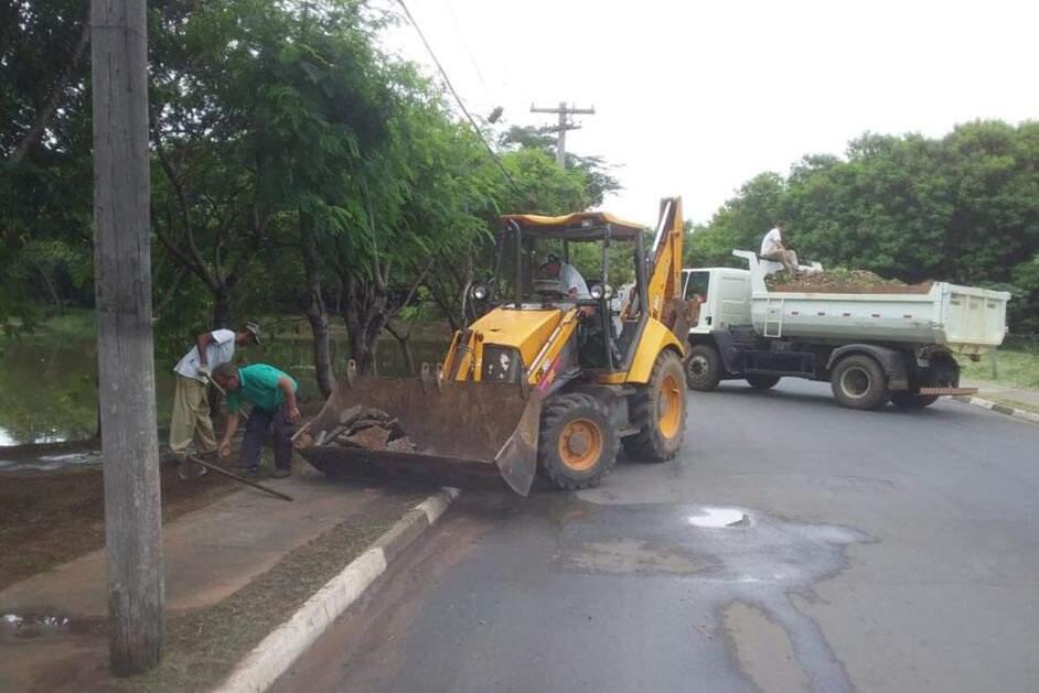 Foto  Prefeitura de Hortolândia   Divulgação Mutirão de limpeza vem sendo  realizado no Jardim São Bento nesta semana 2eead663586dd