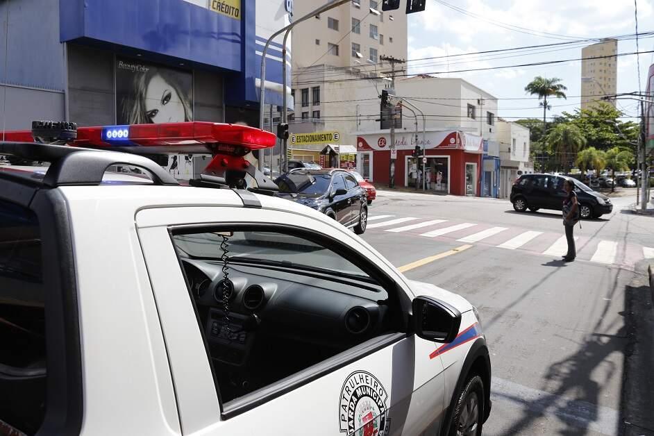 Prefeitura quer alterar lei para permitir multas de trânsito pela PM em Americana