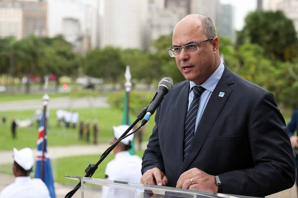 Witzel diz que Bolsonaro o chama em vídeo do que 'ele próprio se vê'
