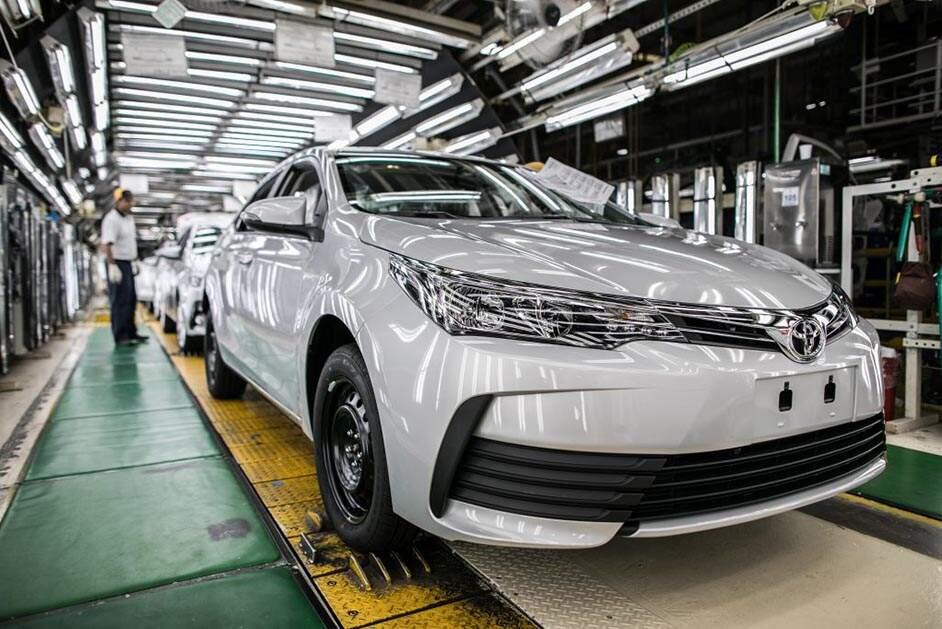 Produção de veículos sobe 129,1% em junho ante maio, diz Anfavea