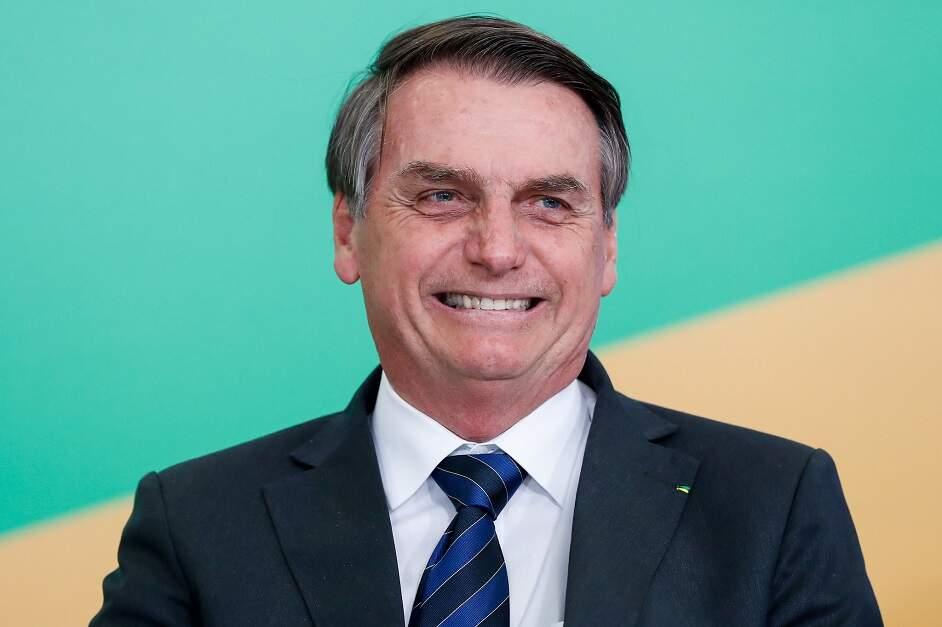 Em evento, Bolsonaro diz que Brasil é o país que mais preserva o meio ambiente