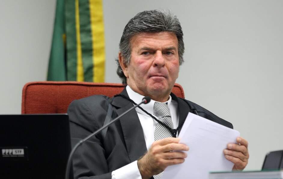 Fux marca julgamento sobre instalação da 'CPI da Covid' para quarta-feira