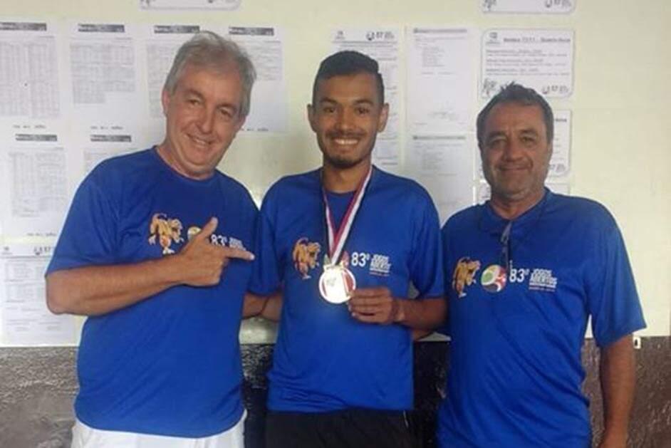 Lucas Bissoli conquista a prata no atletismo - O Liberal