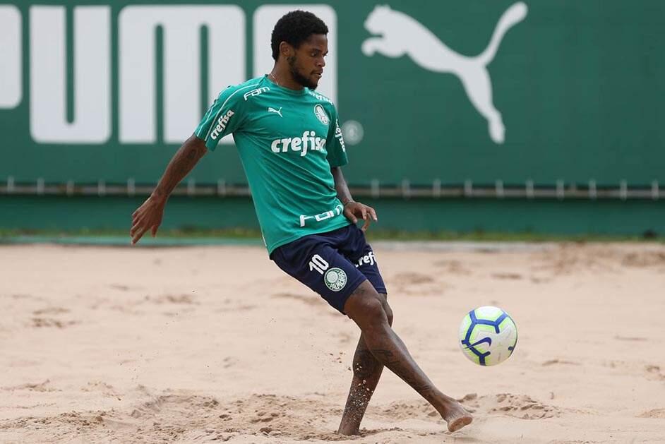 Palmeiras não terá Patrick de Paula, Lucas Lima e Luiz Adriano contra o Bolívar