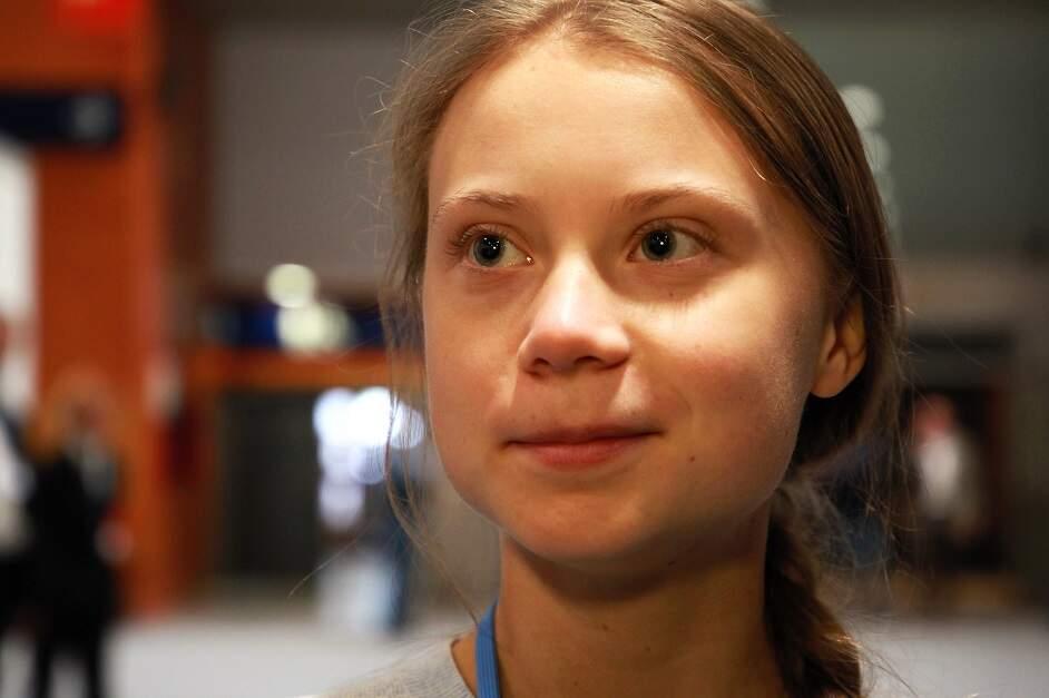 'Nosso futuro é apenas um jogo para eles', diz Greta sobre fala de Salles