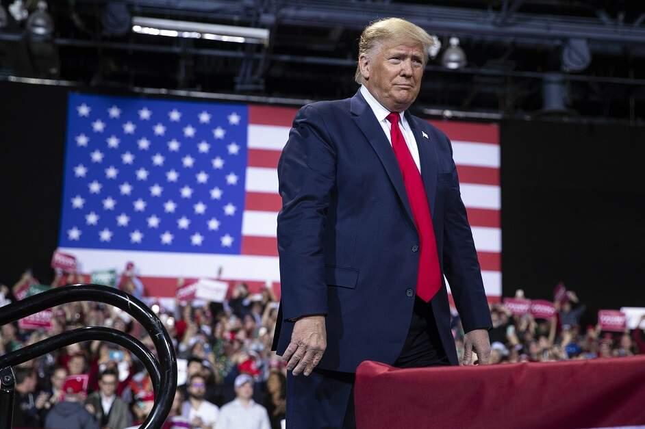 Caminho de Trump para se reeleger depende de Flórida e Pensilvânia