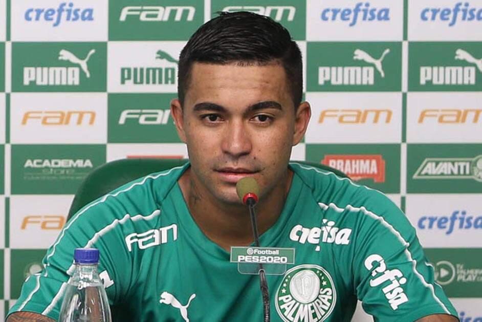 Polícia conclui inquérito e inocenta Dudu, ex-Palmeiras, de acusação de agressão