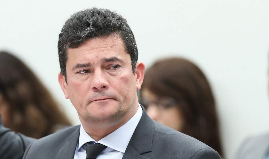 PF intima Moro a depor como testemunha no inquérito dos atos antidemocráticos