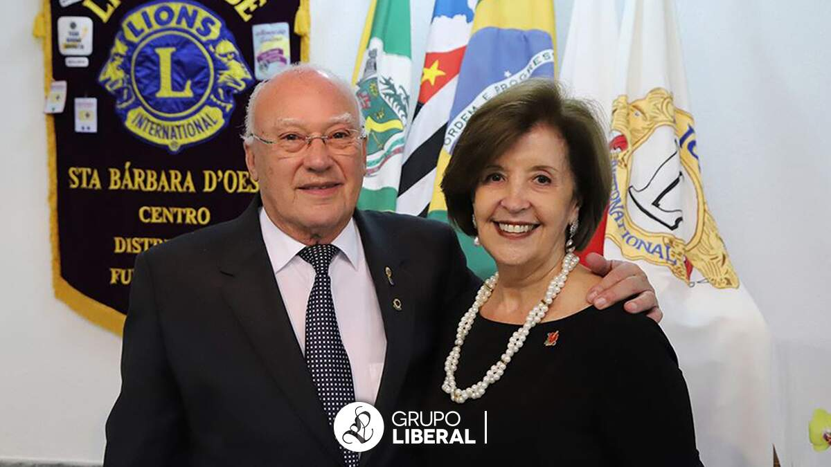 Lions Clube de Santa Bárbara d'Oeste Centro festeja 60 anos