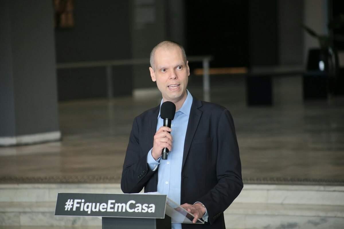 Bruno Covas determina suspensão dos bloqueios de trânsito em São Paulo