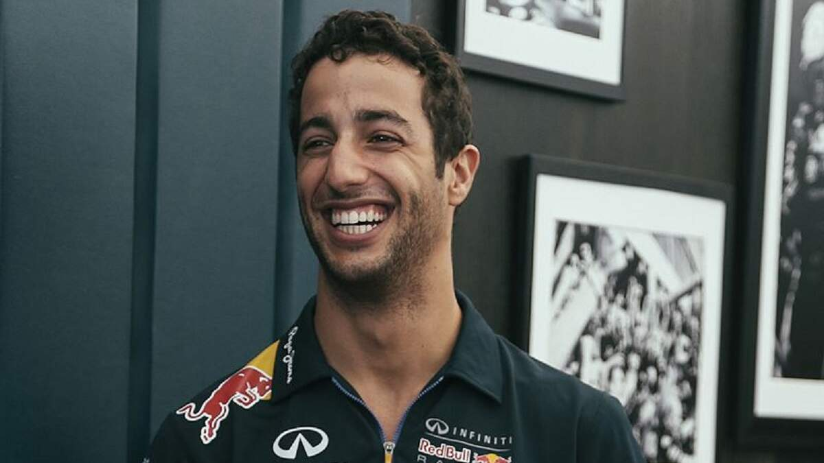 McLaren anuncia Daniel Ricciardo para lugar de Sainz
