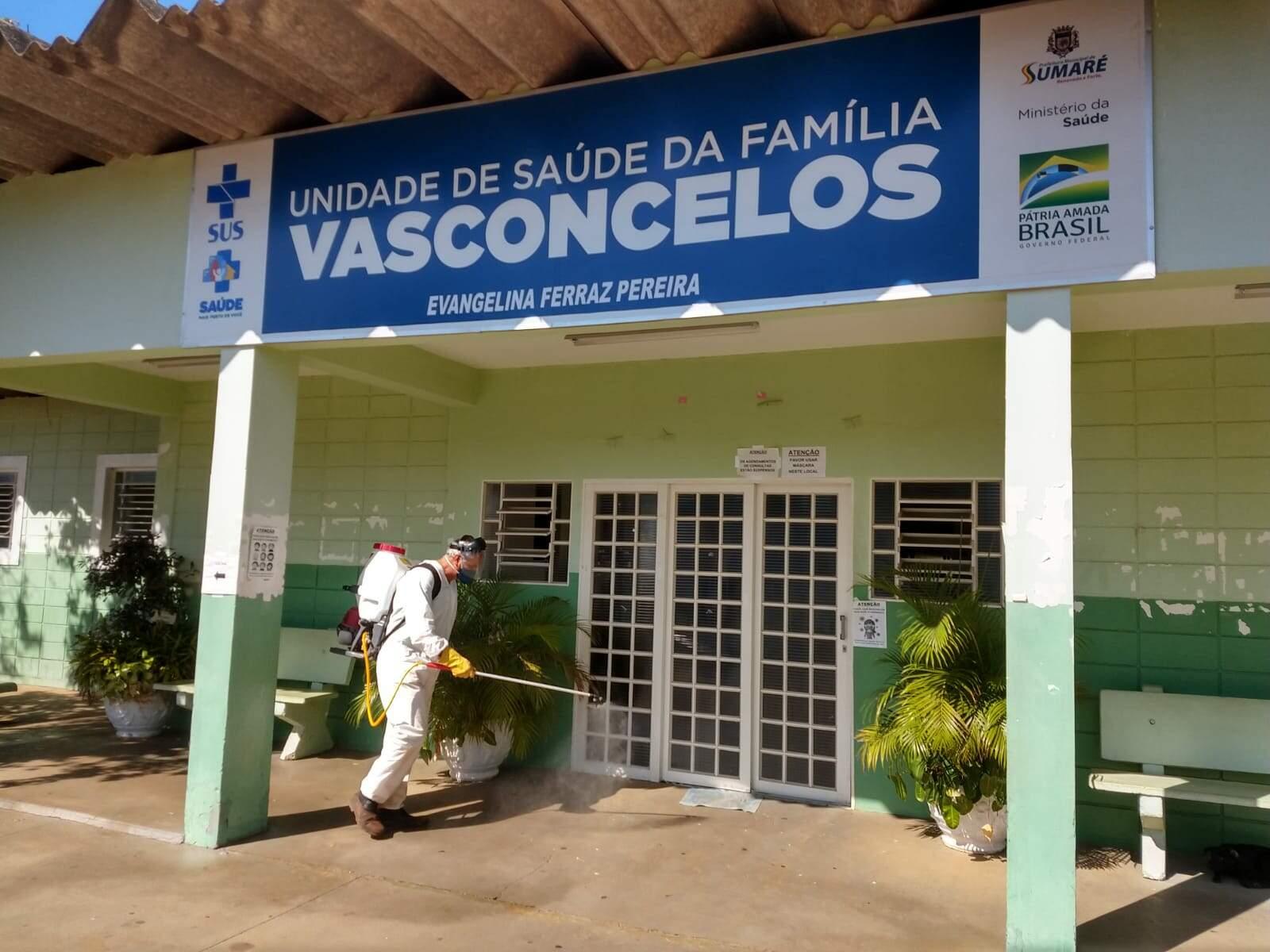 Veja os bairros de Sumaré com casos de coronavírus