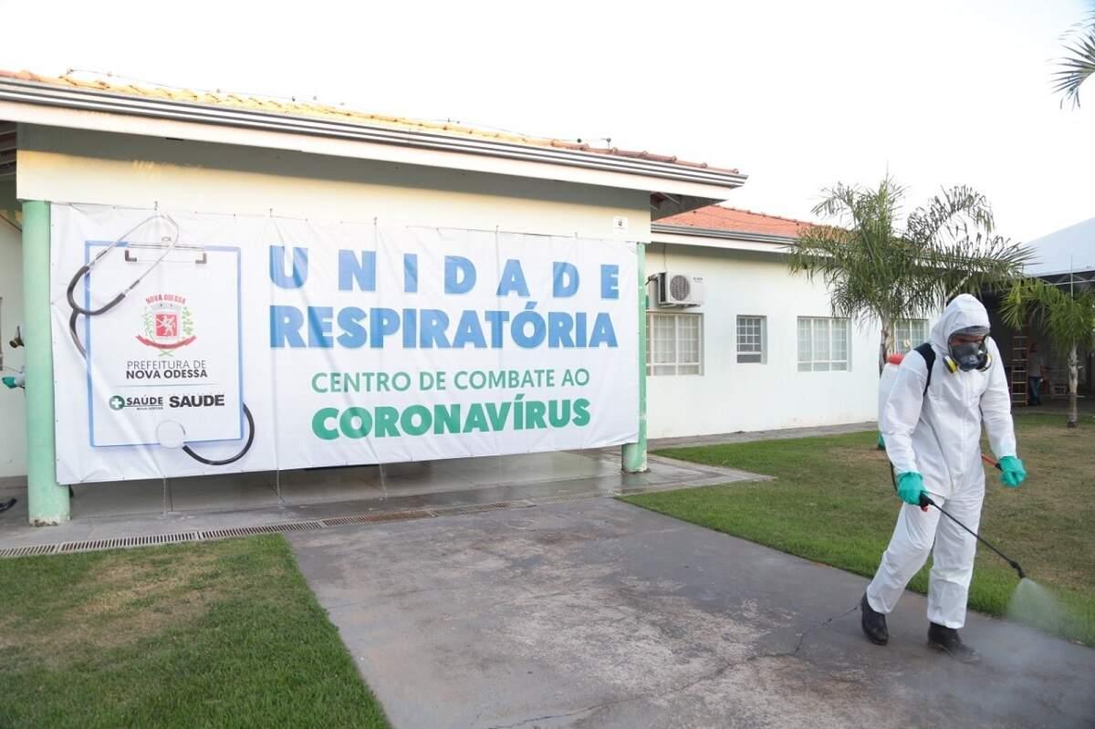 Nova Odessa confirma 35ª morte causada pelo novo coronavírus na cidade