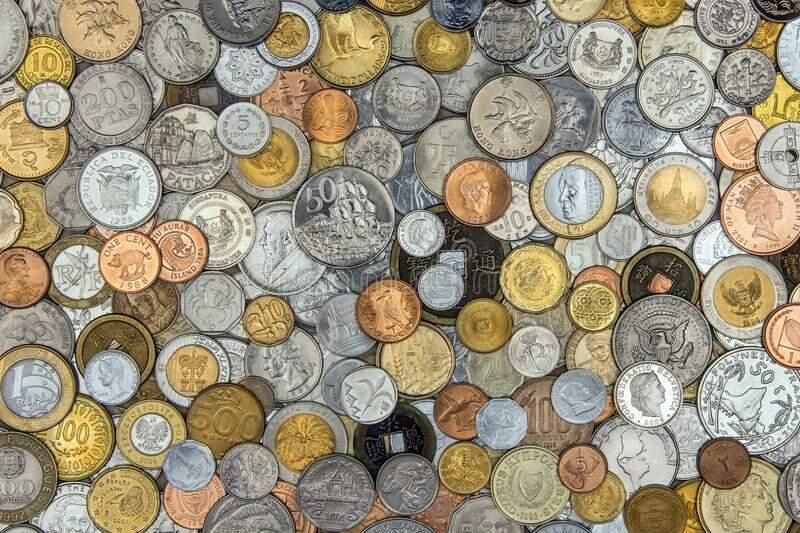 O que você precisa saber para vender sua coleção de moedas