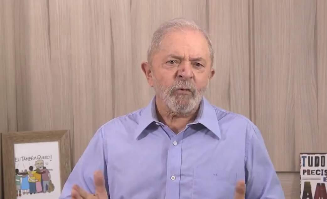 Lula: a pandemia deixou o capitalismo nu; capitalismo está moribundo