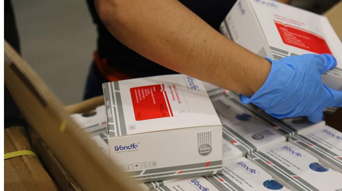 Azul Cargo vai à China para buscar respiradores e testes rápidos de coronavírus