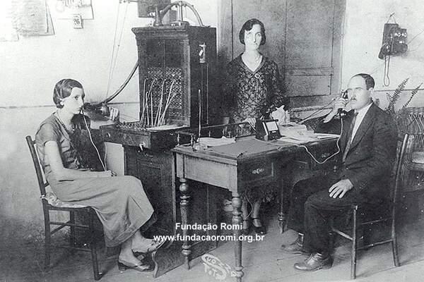Fundação Romi libera exposição virtual da história do telefone em Santa Bárbara
