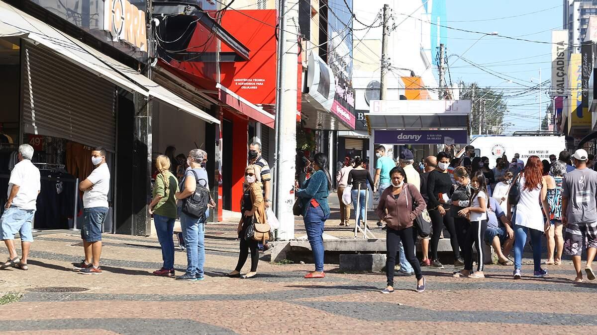 Comércio fecha na segunda em Americana, diz prefeitura