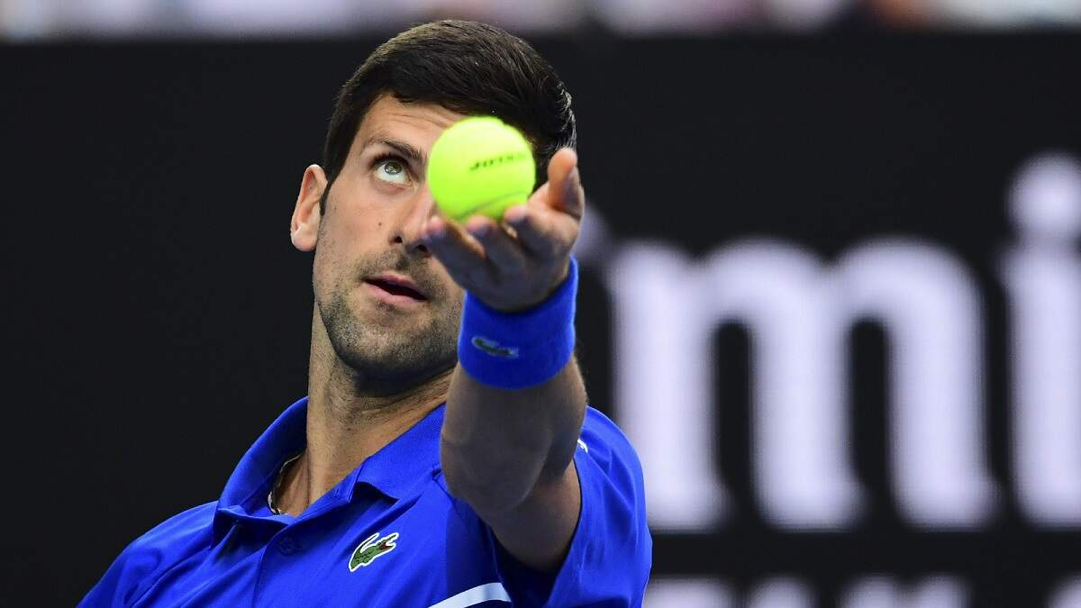 Djokovic revela que ele e sua esposa estão recuperados do coronavírus