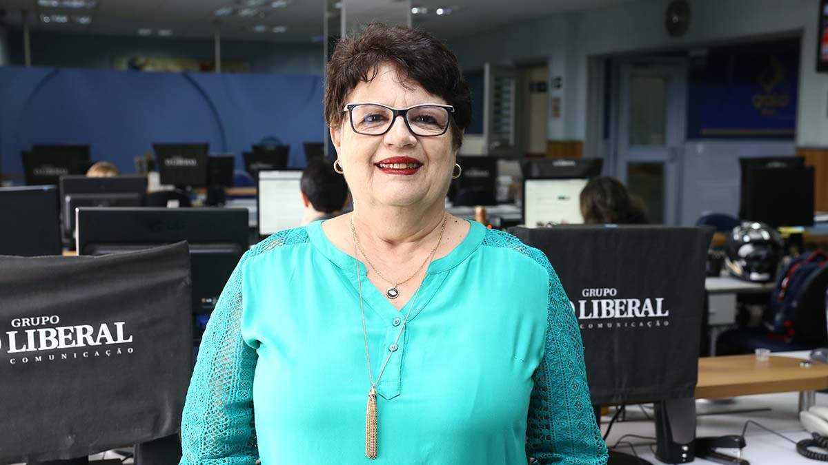 Professora estreia blog no LIBERAL