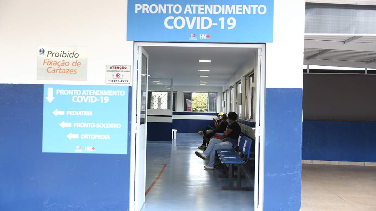 Enfermaria de Covid do HM tem 89% dos leitos ocupados